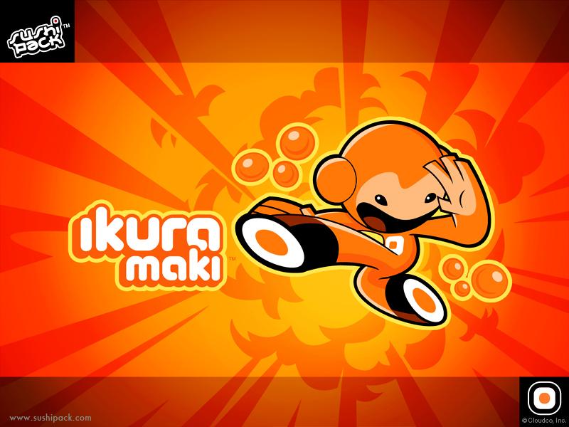 Sushi Pack - IKURA