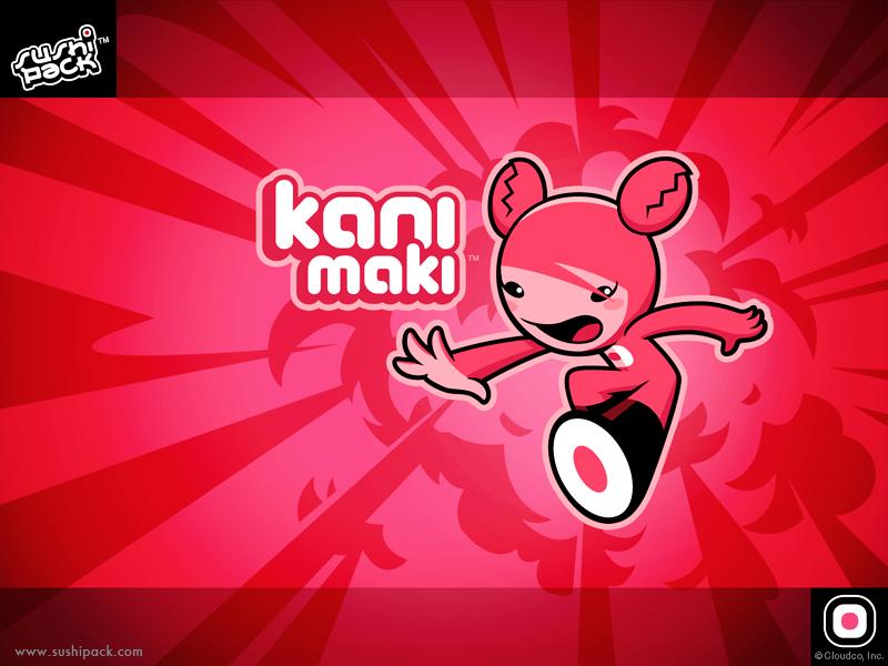 Sushi Pack - KANI