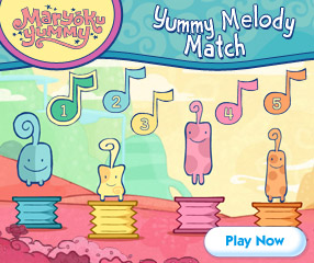 Yummy Melody Match