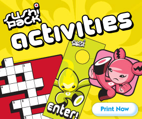 Sushi Pack - Activites