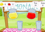 Play the Lemonade Stand Holly Hobbie arcade game at AGKidZone.com. Play arcade games and more with Holly Hobbie and friends today - FREE!