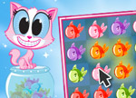 Play the Cutie Snoot's Fancy Fish Frenzy Twisted Whiskers game at AGKidZone.com. Play games and more with Twisted Whiskers and friends today - FREE!