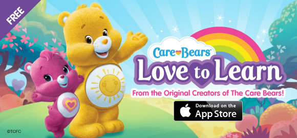 Care Bears - Love To Learn