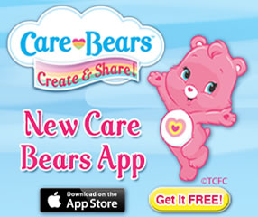 Care Bears Create and Share App