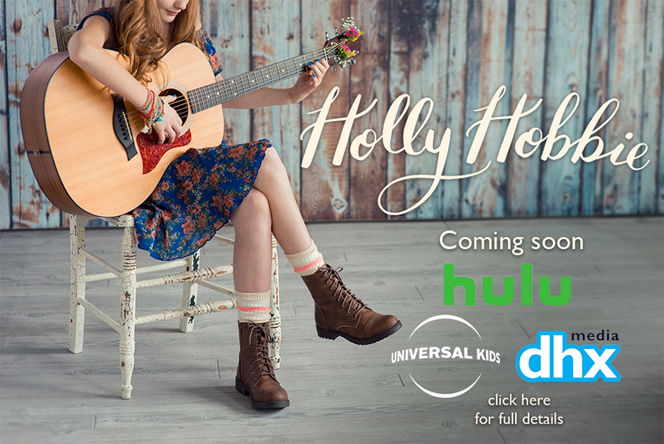 Holly Hobbie: Coming soon!