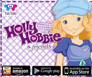 Holly Hobbie and Friends - Fashion Party App