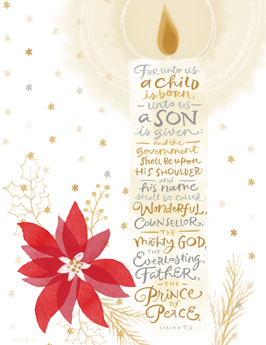Christmas Blessings Quotes From The Bible ~ All Ideas About ...