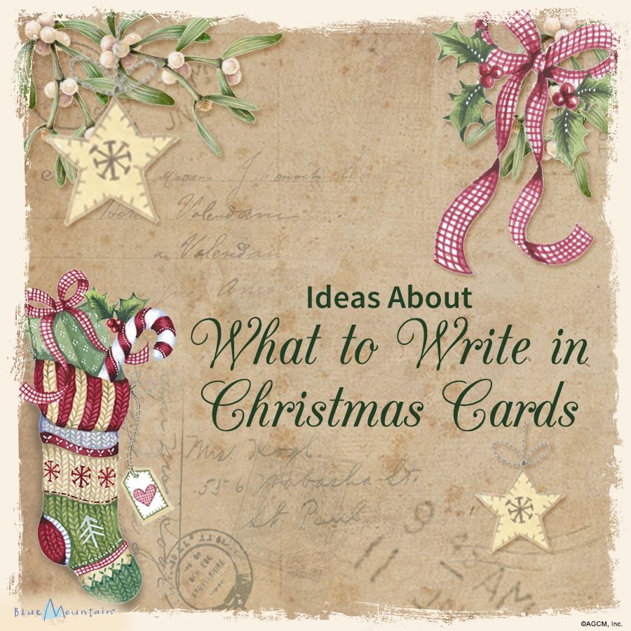 Christmas Card Sayings Quotes & Wishes